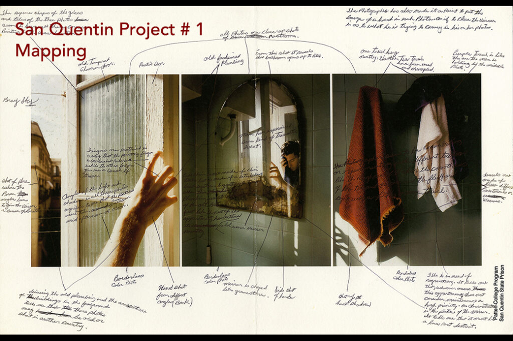 Nigel Poor San Quentin Project Mapping