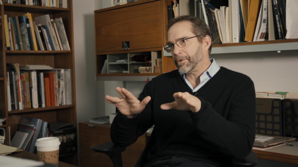 Larry Rinder in conversation