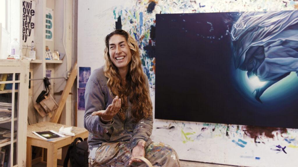 Anna Teresa Fernandez Portrait