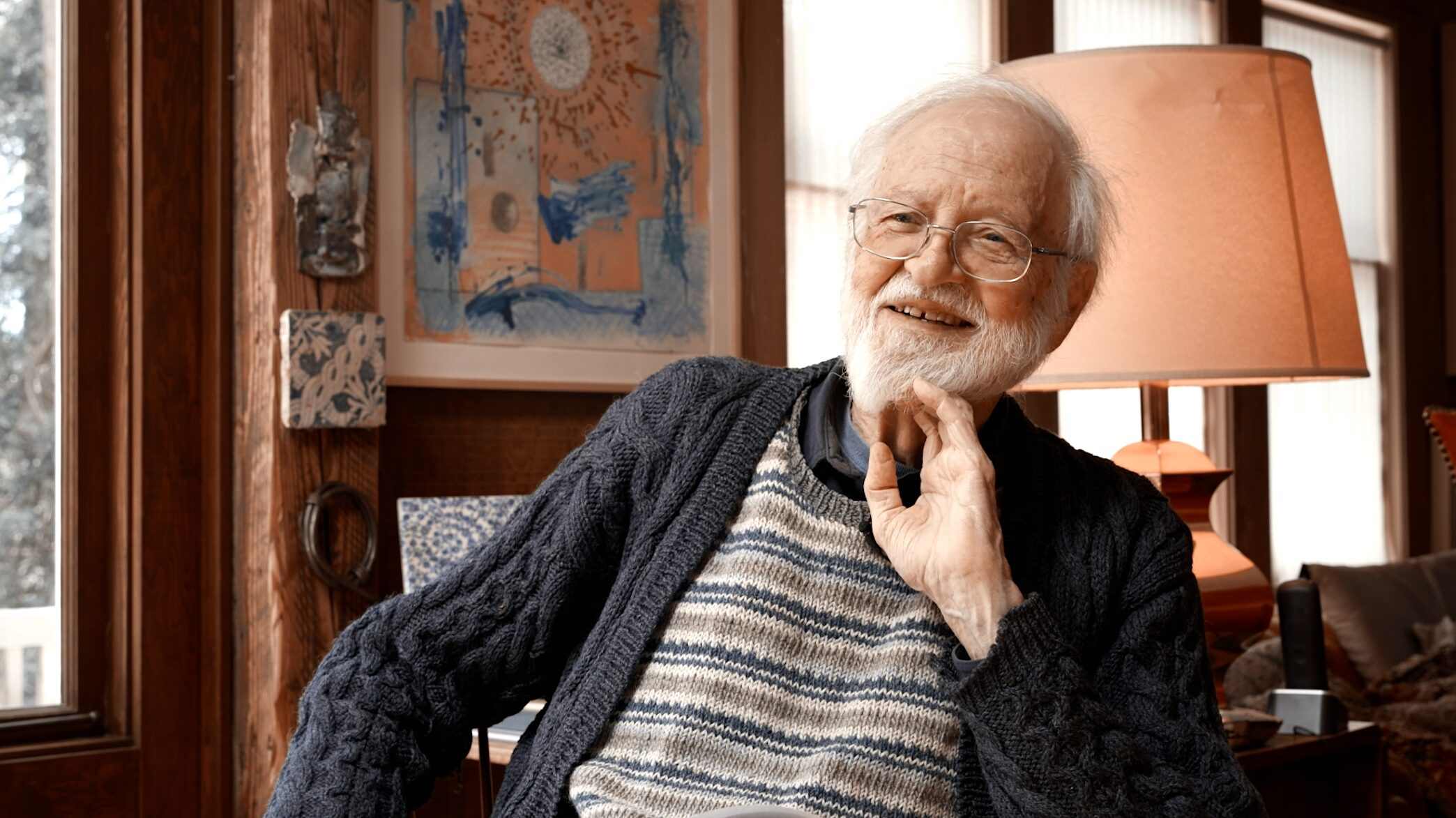 Jim Melchert Portrait