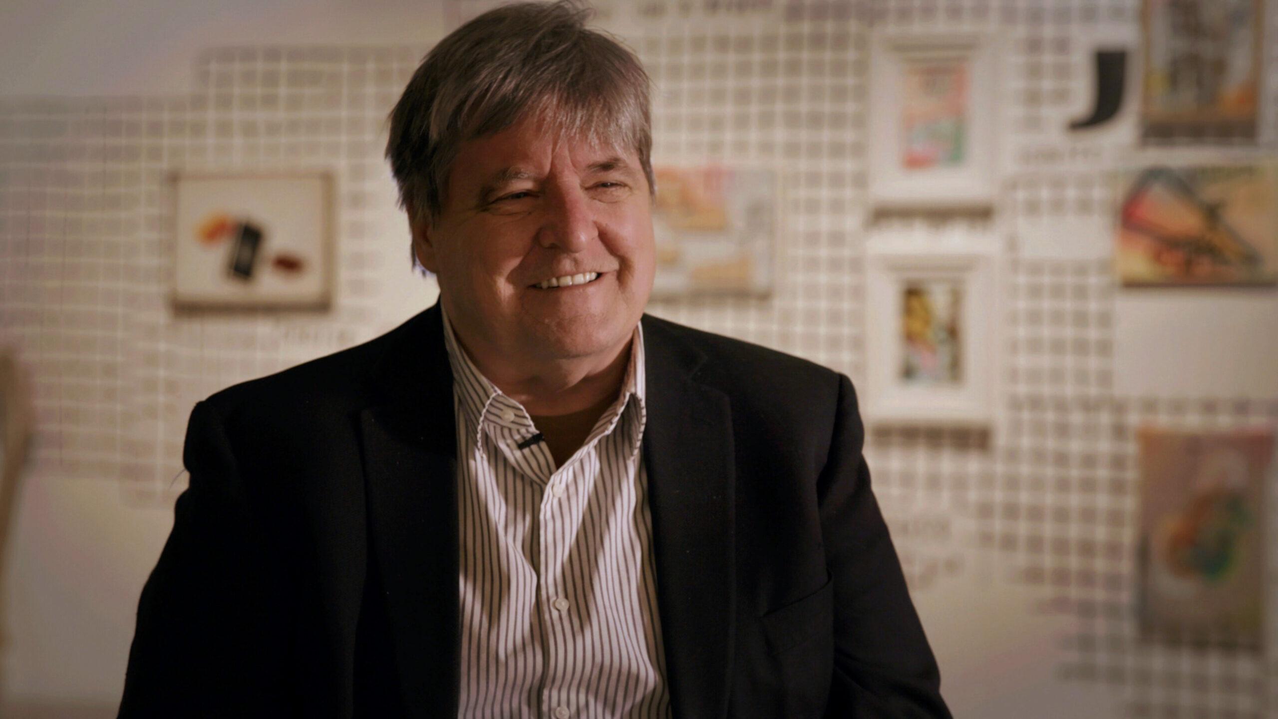 Kevin Killian Portrait